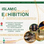 Roscommon Islamic Culture Exhibition 2018